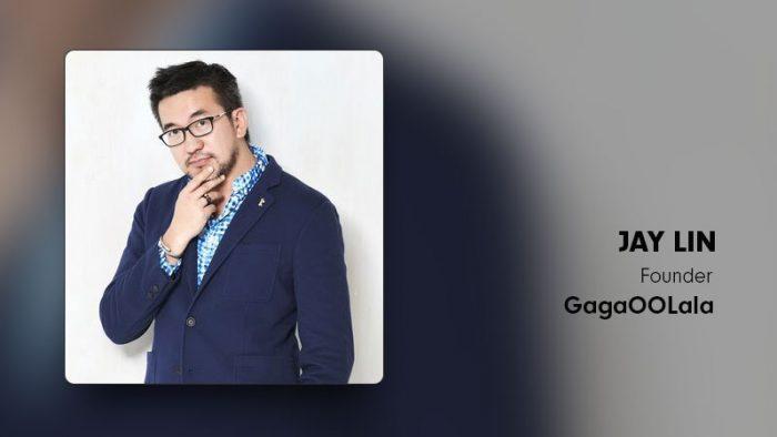 GagaOOLala founder Jay Lin