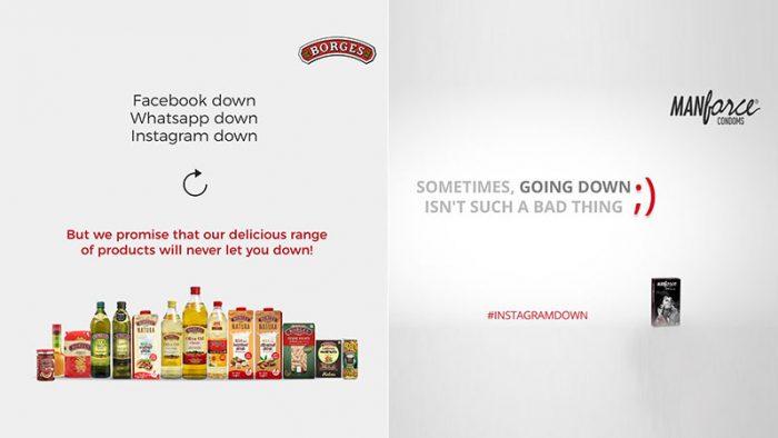 brands facebook down