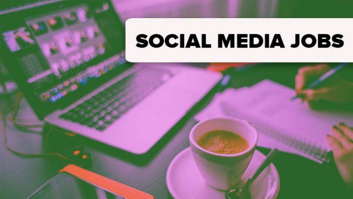 Weekly Social Media jobs-July 1st week