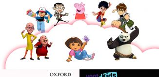 VOOT Kids licenses children's content from Oxford University Press