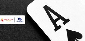 Chimp&z Inc Retains The Spartan Poker's Digital Mandate