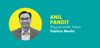 Publicis Media appoints Anil Pandit as Programmatic Head