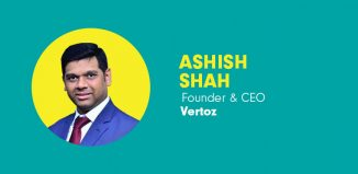 Ashish Shah, CEO and Founder Vertoz
