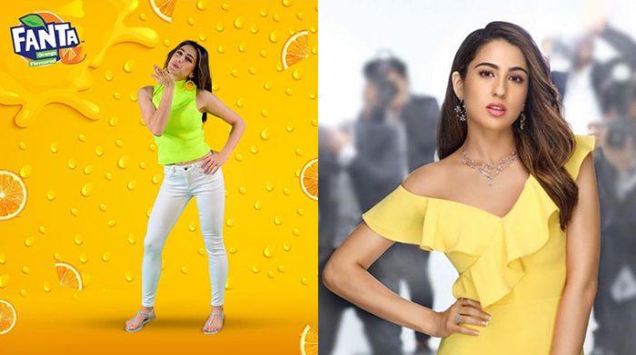 Sara Ali Khan Brand Endorsements