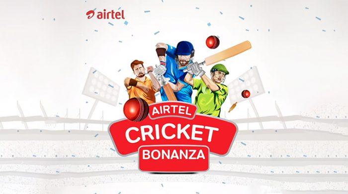 Airtel Cricket Bonanza