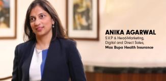 Anika Agarwal- Max Bupa Life Insurance