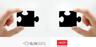 Blink Digital bags creative mandate of Milton India