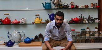Mr. Karan Shah_4th generation Director_Society Tea.