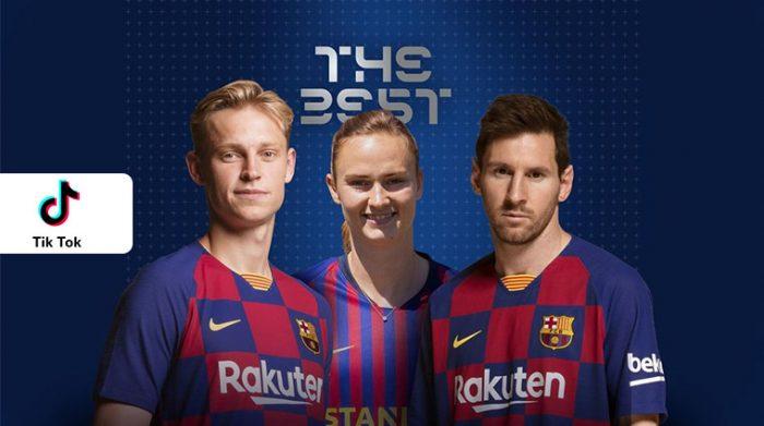 FC Barcelona partners with TikTok to launch #BarcelonaChallenge