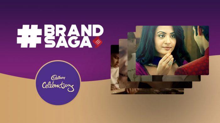 Cadbury Ccelebrations advertising journey