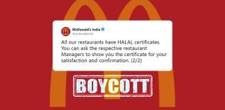McDonald's India boycott