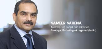 Sameer Saxena- Legrand India