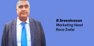 Roca Bathroom Products Pvt Ltd appoints R Sreenivasan as Head of Marketing