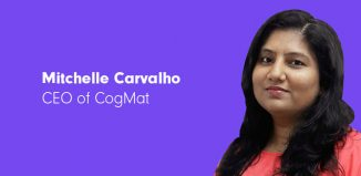 Mitchelle Carvalho, CEO of CogMat