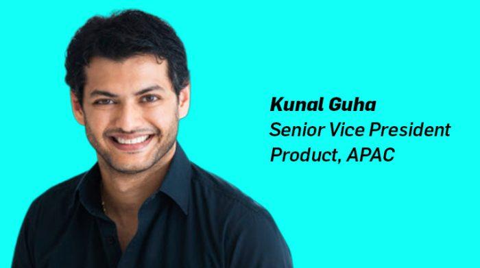 Essence appoints Kunal Guha as Senior Vice President, Product, APAC