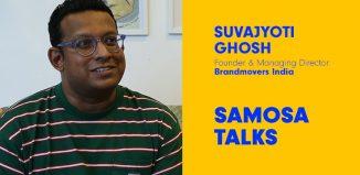 Suvajyoti Ghosh on Samosa Talks