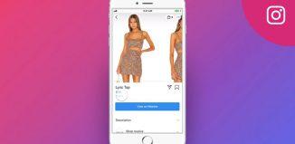 Instagram shoppable posts