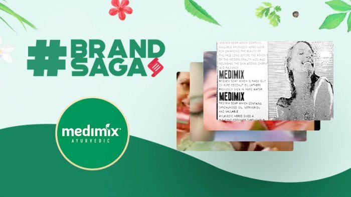 Medimix advertising journey