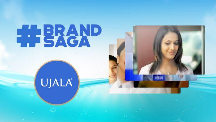 Ujala advertising journey