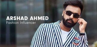 Arshad Ahmed influencer