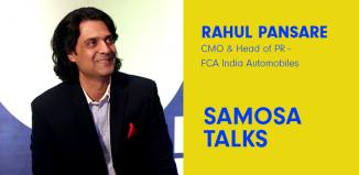 Rahul Pansare- CMO, FCA Automobiles