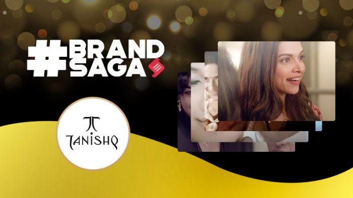 Tanishq advertising journey