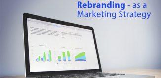 Rebranding as the marketing strategy