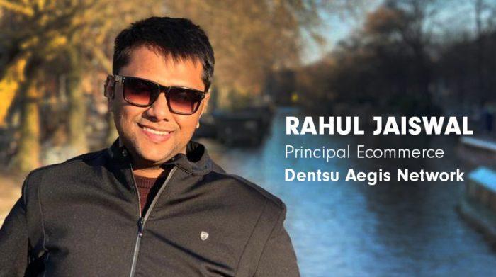Rahul Jaiswal- Principal Ecommerce