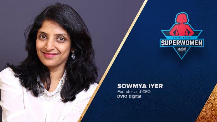 Sowmya Iyer- CEO of DViO Digital
