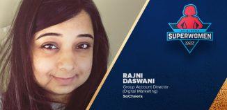 Rajni Daswani SoCheers
