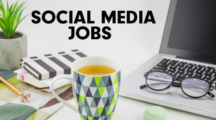 Social Media Jobs: October Week 2, 2019