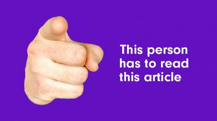 #ThisPerson brand posts