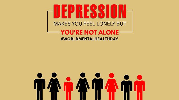 World Mental Health Day Brand Posts Escalate The Mental Health Debate Social Samosa
