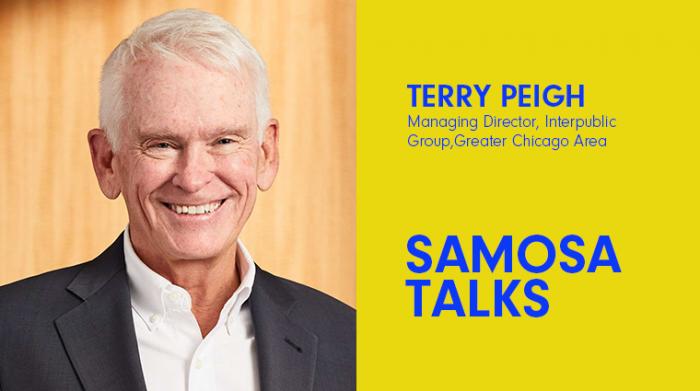 Samosa Talks: Terry Peigh