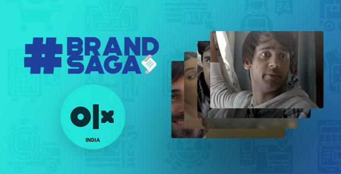 OLX India advertising journey