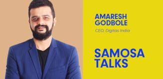 Samosa-Talk-Amaresh Godbole
