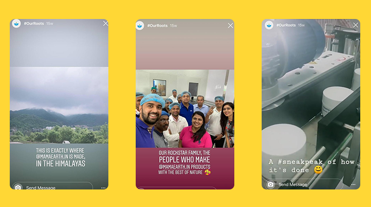 Instagram Stories Marketing