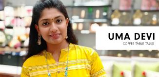 Uma Devi Coffee Table Talks