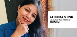 Arunima Singh Social Beat