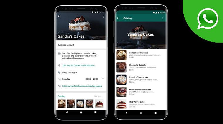 Whatsapp Business Introduces Catalogs Social Samosa