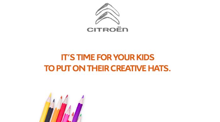 Citroën #InspiredByChildren