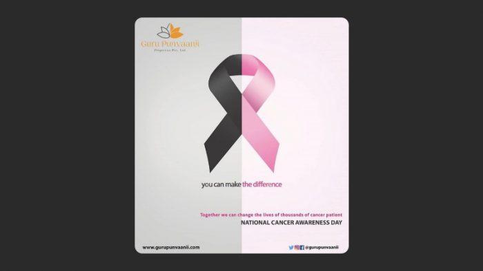 Cancer awareness creatives