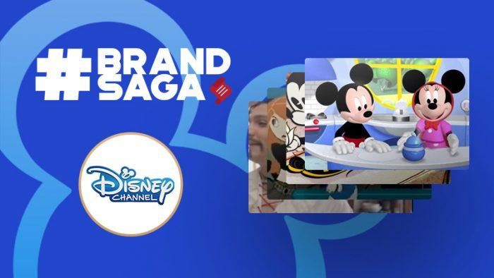 Disney advertising journey