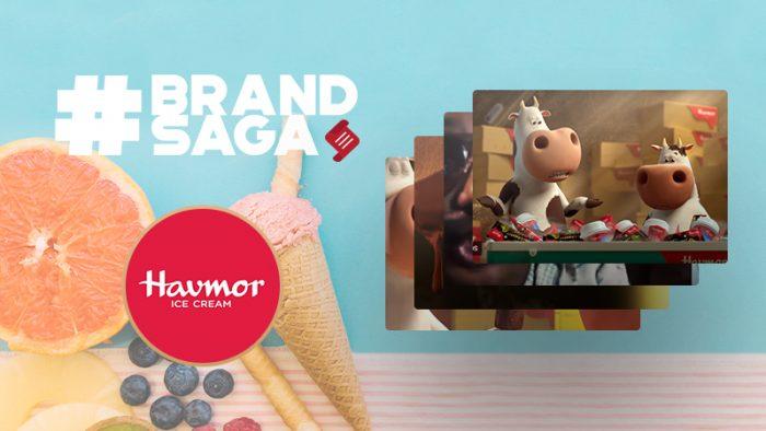 Havmor advertising journey