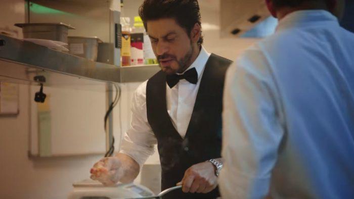 Brand Shah Rukh Khan