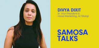 Divya Dixit- Samosa Talks