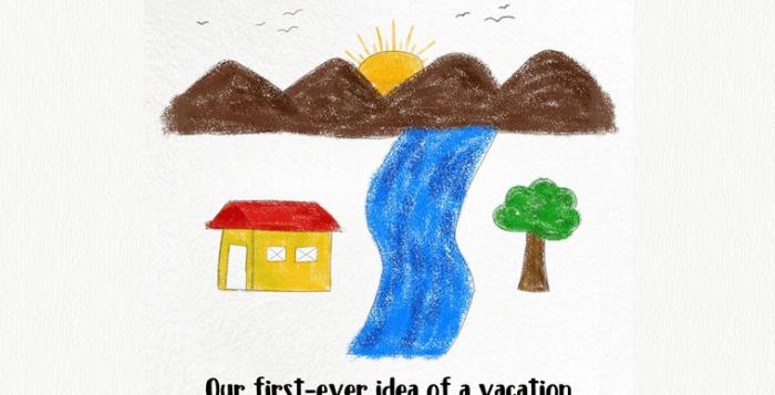 Children's Day brand creatives