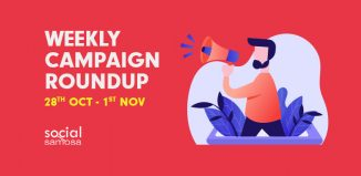 Weekly Campaign Roundup- Oct'19 last week