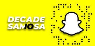 Snapchat history