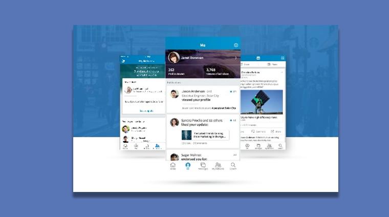 LinkedIn History